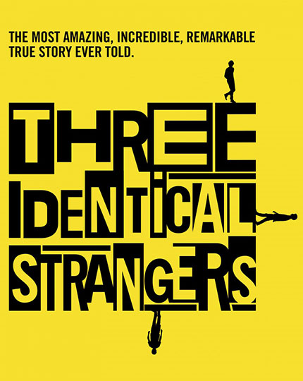 Now Playing: Three Identical Strangers