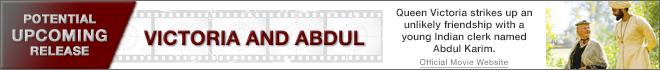 Coming Soon: Victoria and Abdul